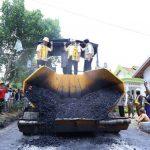 Pemerintah Targetkan Pembelian 2.542 Ton Karet untuk Aspal