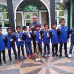 Dilepas Wali Kota Syaharie Jaang ke Bandung, SSB Samkot Menatap China