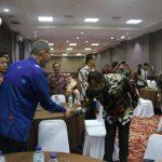 Perkuat Sinergi, Ketua PT Kaltim Sowan ke Pemkab Kutim