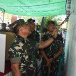 Pangdam VI Mulawarman Pastikan Kesiapan Personelnya Amankan Pemilu