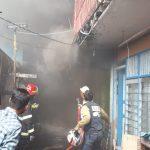 Kebakaran Hanguskan Bangunan Indekos 14 Pintu di Samarinda