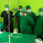 Konsisten Laksanakan Operasi Bibir Sumbing Sejak 1993, KPC Disanjung Bupati