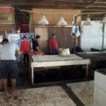 Jelang Ramadan, UPT PIS Bareng Pedagang Gotong Royong Bersihkan Pasar