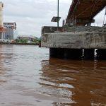 Pilar Jembatan Mahakam Ditabrak Ponton, Komisi III DPRD Kaltim Tunggu Laporan Teknis BJN