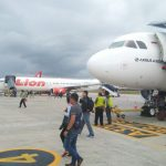 Samarinda Berselimut Awan Tebal, 13 Penerbangan Terdampak Menurunnya Jarak Pandang