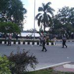 Demo Tolak Pabrik Semen Bentrok Lagi, 7 Mahasiswa Hingga Satpol PP Berdarah-darah