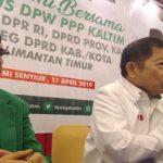 PPP Target 10 Juta Suara di Pemilu, Kaltim Masuk Lumbung Suara