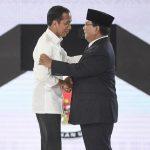 Situng KPU 56%: Jokowi-Ma'ruf Unggul 10 Juta Suara dari Prabowo-Sandi