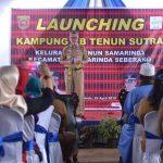 Tenun Sutra, Kampung KB Ke-41 di Samarinda