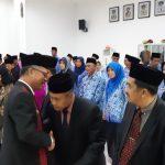 Walikota Samarinda Lantik dan Kukuhkan 20 Pejabat Eselon II