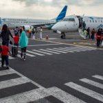 Menhub Berharap Rencana Mogok Karyawan dan Pilot Garuda Dibatalkan