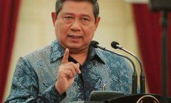 Kritik Kampanye Prabowo, SBY: Pemimpin Rapuh tak Layak Pimpin Indonesia