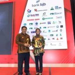 Bupati Nunukan Raih Top Pembina BUMD 2019