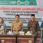 Pemkab Nunukan Gelar Pelatihan Penyusunan Sistem Jaminan Halal