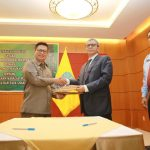 Gubernur Kaltara-Kajati Kaltim Tanda Tangani Kesepakatan Bersama