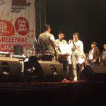 Sosialisasikan Tanggal Pemilihan, KPU Gelar Konser Band dan Run