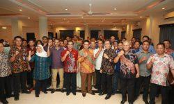 Gubernur Kaltara Minta Pelaku Usaha Peduli Kesehatan Karyawan