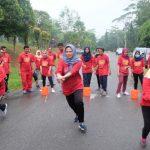 Pererat Silaturahmi, PT Pupuk Kaltim Laksanakan Media Gathering