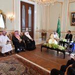 Presiden Jokowi dan Menteri Energi Arab Saudi Bahas Kerja Sama Energi