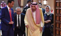 Presiden Jokowi dan Raja Salman Sepakat Tingkatkan Kerja Sama Ekonomi