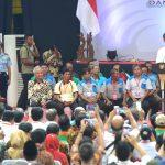 Presiden: Penting Modernisasi Penggilingan Padi dan Mesin Kemasan