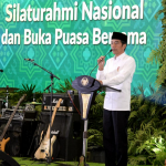 Presiden Jokowi Ungkap Kriteria Kabinet Mendatang