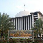Renovasi Masjid Istiqlal, Pemerintah Sediakan Anggaran Rp465 Miliar