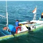 Ditabrak Speedboat Muatan Kepiting, Kapal Ikan Nyaris Karam