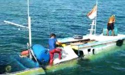 Insiden Speedboat Tabrak Lari Kapal Ikan Berujung Damai