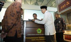 Menag: Pos Pengawasan Haji Terpadu Masih Perlu 'Upgrade'