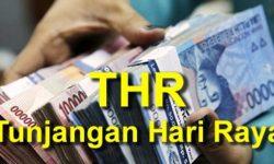 THR PNS, TNI, Polri, Pejabat Negara dan Pensiunan Dibayar Paling Cepat H-10