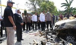 Sampang: 'Lima Oknum Habib' Terduga Pelaku Pembakaran Mapolsek Diburu