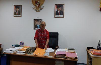 Pensiun, H Syarifuddin Rusli: Alhamdulillah Berakhir Baik