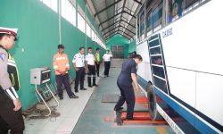 Jamin Keselamatan Pemudik, Dishub Lakukan Ramp Check Angkutan Umum
