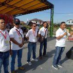 Kebersamaan Buruh Energi Positif Bangun Kutai Timur