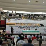 Di Tarakan, Jokowi Ungguli Prabowo