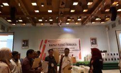 Berpotensi Panas, Pleno Rekapitulasi KPU Samarinda Dimulai Tanpa 1 PPK