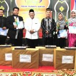 Bupati Ismunandar Tutup PTQ Emas RRI, Berprestasi di Mataram Diganjar Umrah