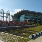 Cerita Warga Sangatta Senangnya Mudik Lewat Bandara APT Pranoto