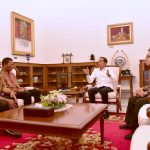 Presiden Jokowi Modali Lagi Pemilik Warung Korban Penjarahan 22 Mei