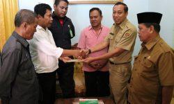 Pemkot Samarinda Beri Santunan KPPS yang Meninggal
