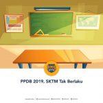 PPDB 2019, SKTM Tak Berlaku