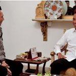 Presiden Jokowi: Terima Kasih Mas AHY