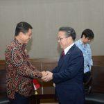 Menteri METI Jepang Undang Menteri ESDM Bahas Investasi EBT