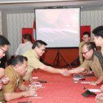 Pemprov Kaltara-PT KMJ Bahas Lahan untuk Kilang Methanol di Bunyu