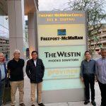 Kunjungan Menteri ESDM ke Phoenix, Amerika Serikat