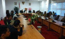 Kerja Tanpa Kontrak, Security PT Nawakara Lapor ke DPRD Bontang