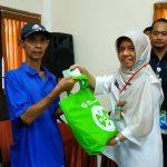 BPJS Ketenagakerjaan-DKP3 Bontang Gelar Pasar Murah bagi Nelayan