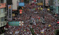 Unjuk Rasa Hong Kong: 'Lebih Satu Juta Orang' Menentang Undang-undang Ekstradisi ke China