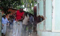 Muslim Sri Lanka Hancurkan Masjid yang Dipakai Terduga Pelaku Teror